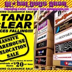 Global Guys Gear – Clearance Sale