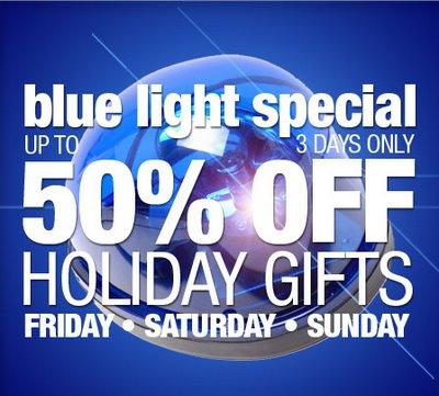 Universal Gear - Blue Light Special