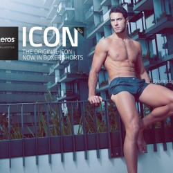 The New 2EROS ICON Shorts – Series 5