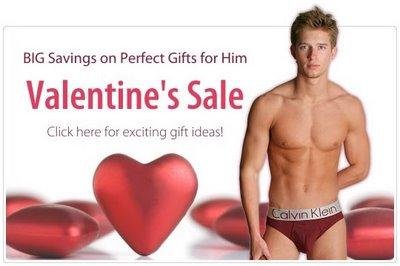 International Jock - Valentines Sale