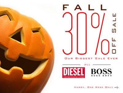 Skiviez Sale on All Diesel and Hugo Boss