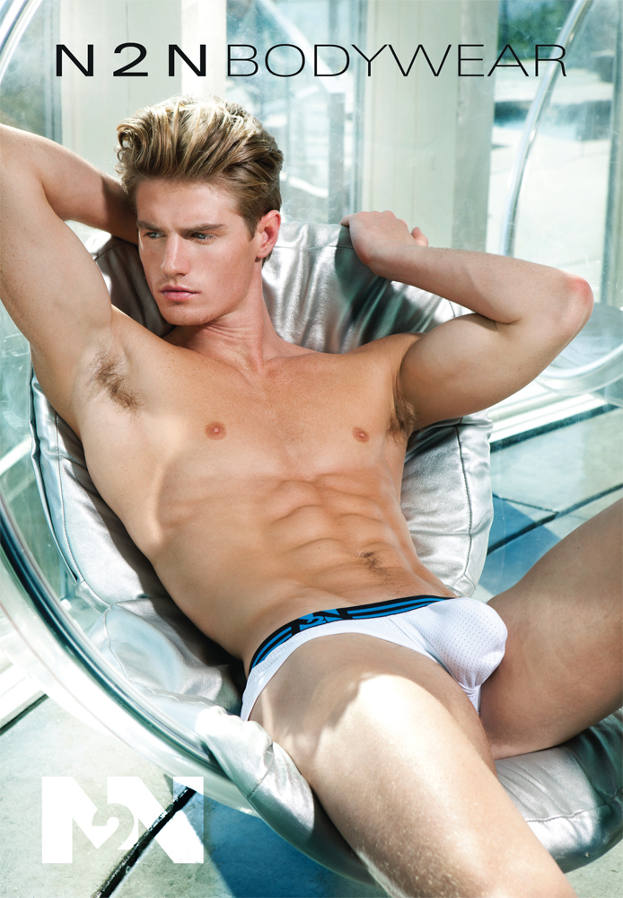 Brief Distraction featuring TBT from N2N Bodywear