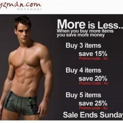 Wyzman – Save up to 25% off