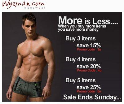Wyzman - Save up to 25% off