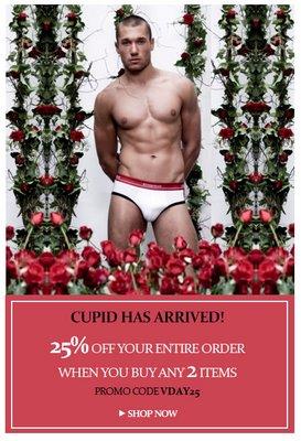 Below the Belt - Valentines Sale