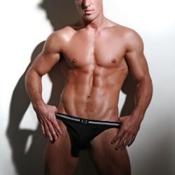 Armani Underwear Model Winner