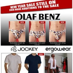Dead Good Undies – New Years Sale.