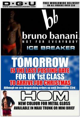 Dead Good Undies - Bruno Banani IceBreakers