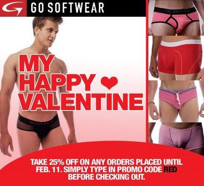 GoSoftwear - Valentines Day Sale