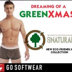 Go Softwear – Dreaming of a GreeenXmas