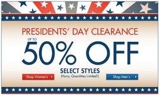Fresh Pair - Presidents Clearnace Sale