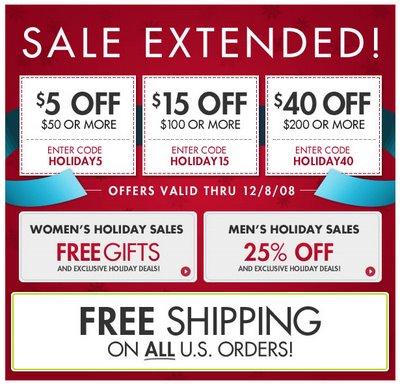 Fresh Pair.com - Sale Extended