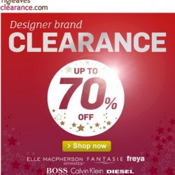 Figleaves Clearance Sale