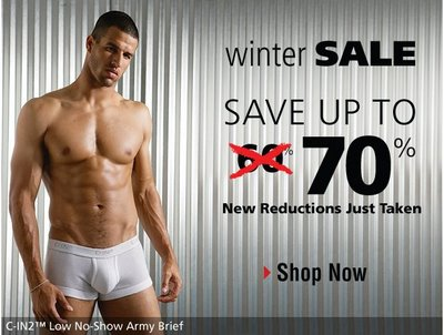 UnderGear - Winter Sale