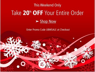 Undergear - 20% Off Your Entire Order