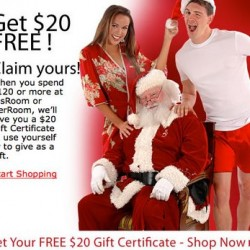 His Room – $20 Gift Certificate