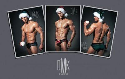 DMK Designs - Merry Christmas