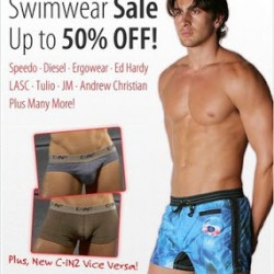 International Jock Swimwear Sale
