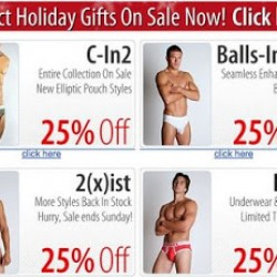 International Jock – Perfect Holiday Gifts