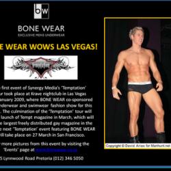 Bonewear – Next Event in San Francisco