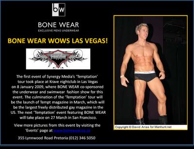 Bonewear - Next Event in San Francisco