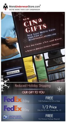 Men's Underwear Store - New C-IN2 Gifts