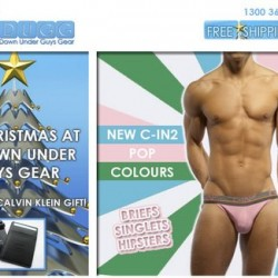 Down Under Guys Gear – New Pop Colors in C-IN2 and CK Special