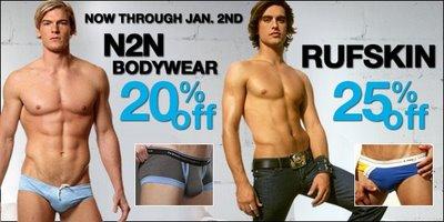 10percent - N2N and Ruffskin Sale