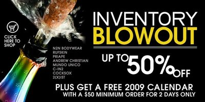 10percent - Inventory Blow Out Sale