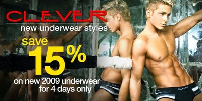 10percent - Clever Underwear Sale