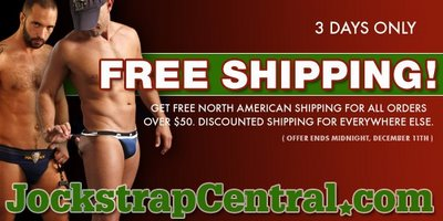 Jockstrap Central - Free Shipping
