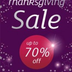 Figleaves – Thanksgiving up to 70% off Sale