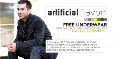 10percent - Free Underwear