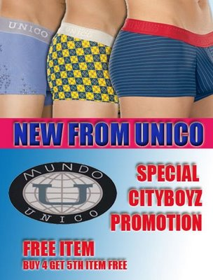 Citiboyz Has New Unico