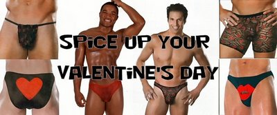 Apollo Wear - Spice up your Valentines Day