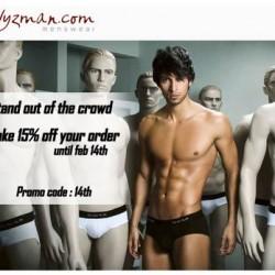 Wyzman – 15% off your Order
