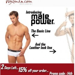 Wyzman – Introducing Male Power Line