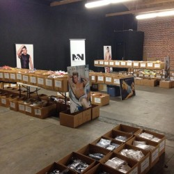 N2N Warehouse Sale Visit