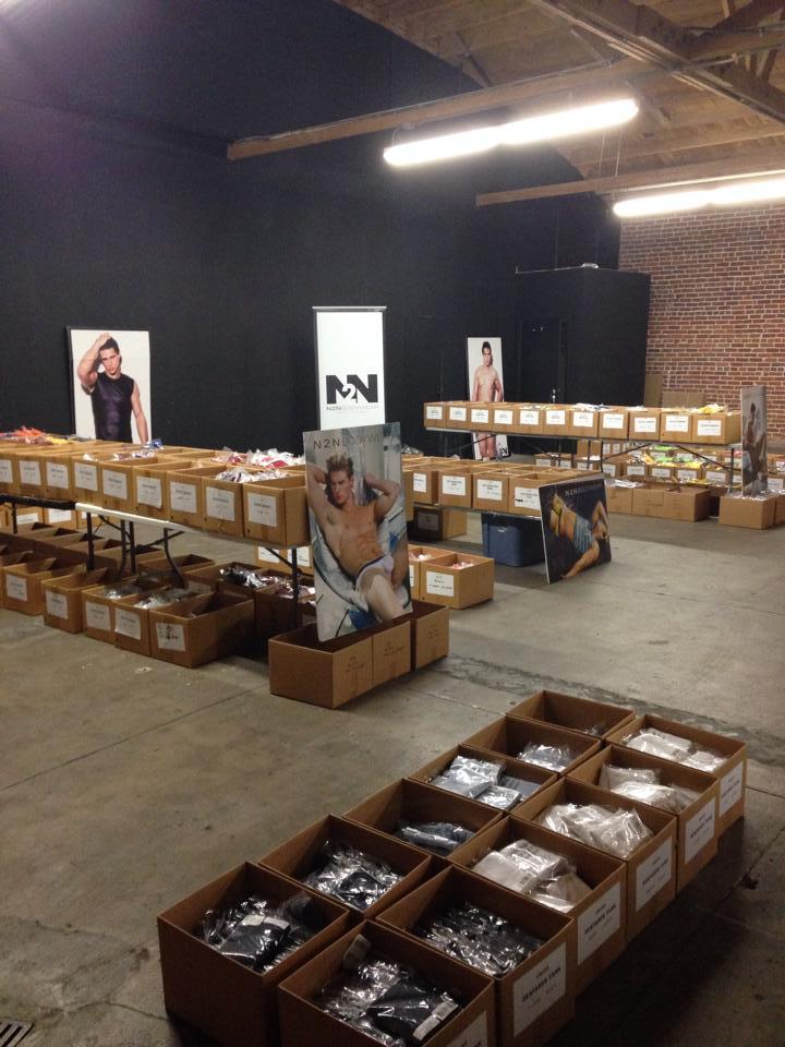 N2N Warehouse Sale Visit