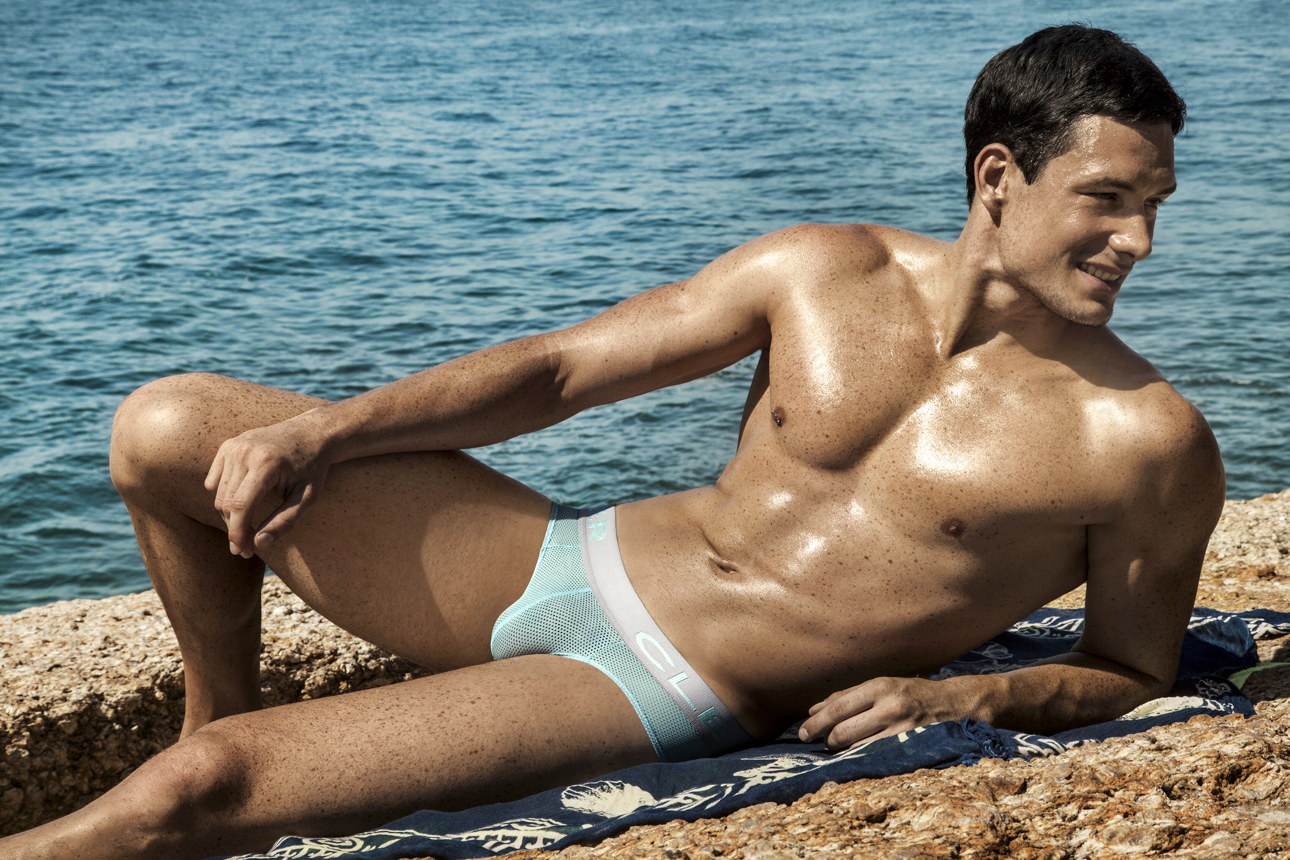 Style Brief Clever 5190 Calipso Mesh Latin Brief