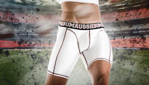 aussibum AusBoy L-leg Boxer