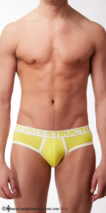 Private Structure Yellow