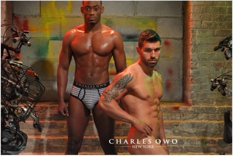 New Brand Charles Owo Underwear - The Interview