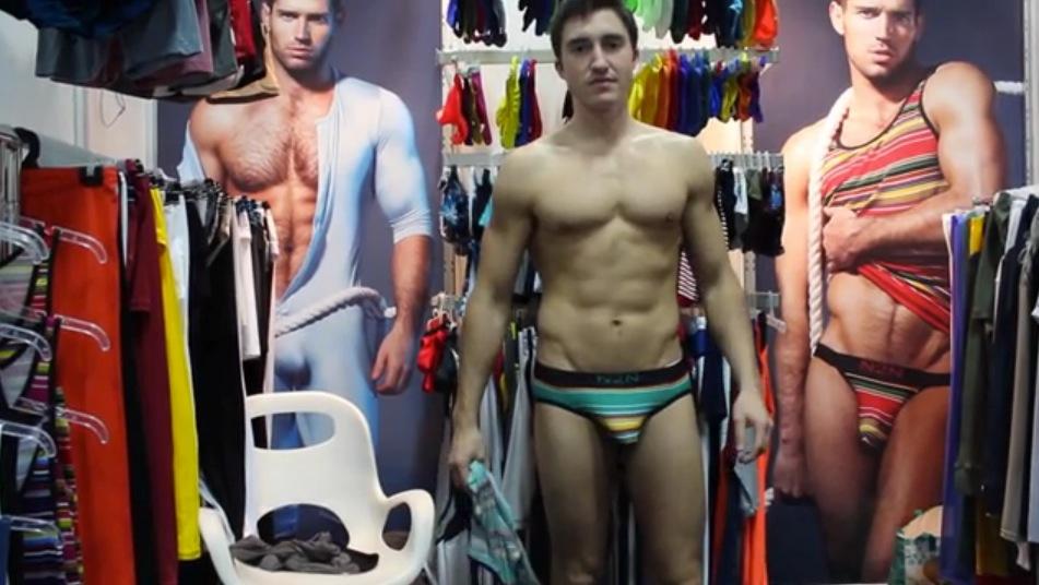 N2N Bodywear 2014 Collection UNB Video