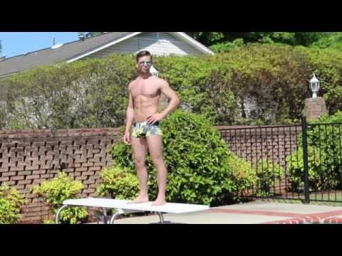 UNB 2014 Swimwear Guide Video - Behind the Scenes Video 1