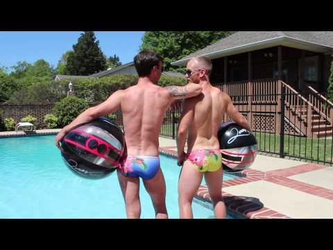 UNB Swim Guide 2EROS Behind the Scenes Video