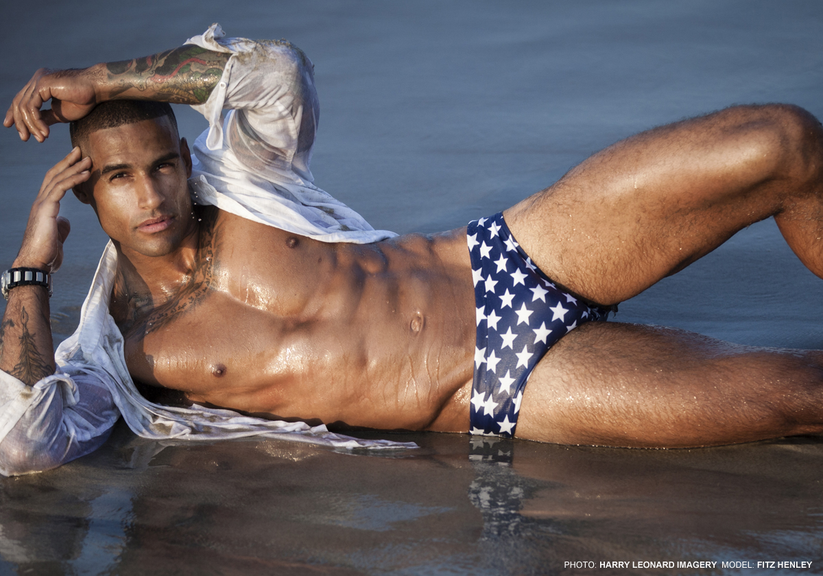 Wapo Wear Swimwear - Interview with Michael Guapo