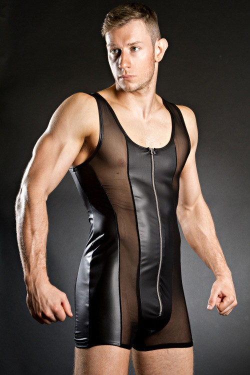 Body Art Flerio Zipped Body Pant