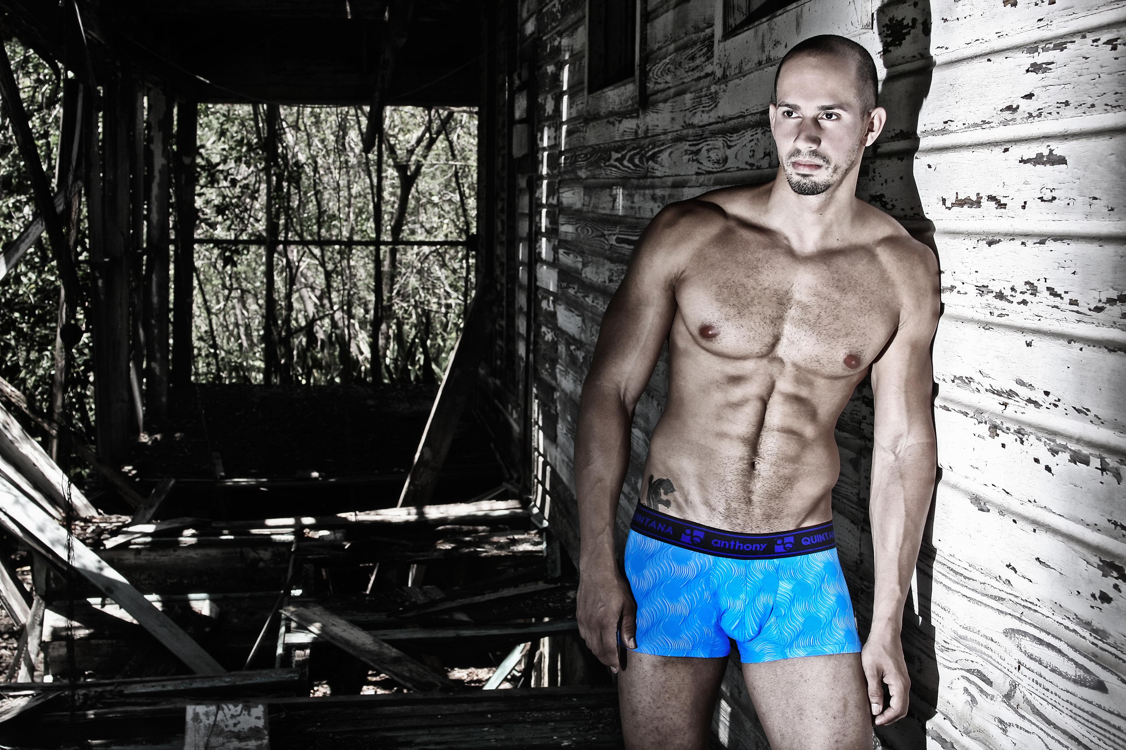 Style Brief Anthony Quintana Underwear