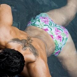 Adrian C Martin feauturing Manus Swimwear